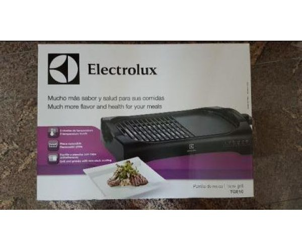 GRILL ELECTROLUX TGE10
